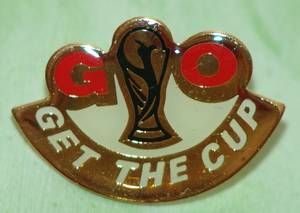 Pin Go get the cup