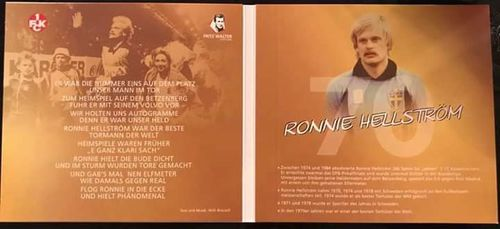 CD  Ronnie