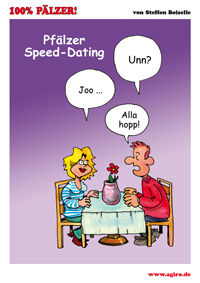Poster Speed Dating